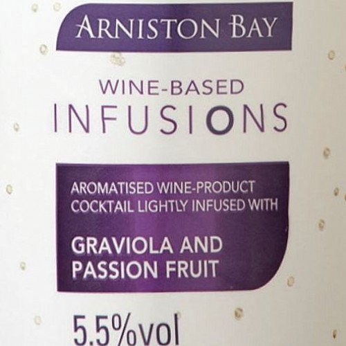Arniston Bay Infusion Gravola & Passion NV