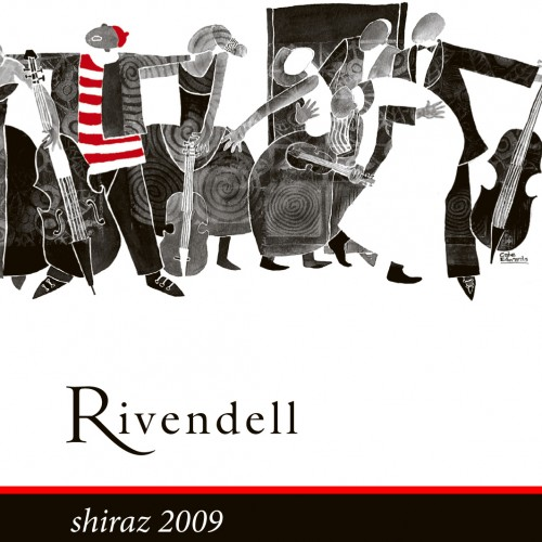 Rivendell Margaret River Shiraz 2014