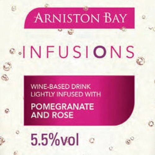 Arniston Bay Infusion Pomegranate & Rose