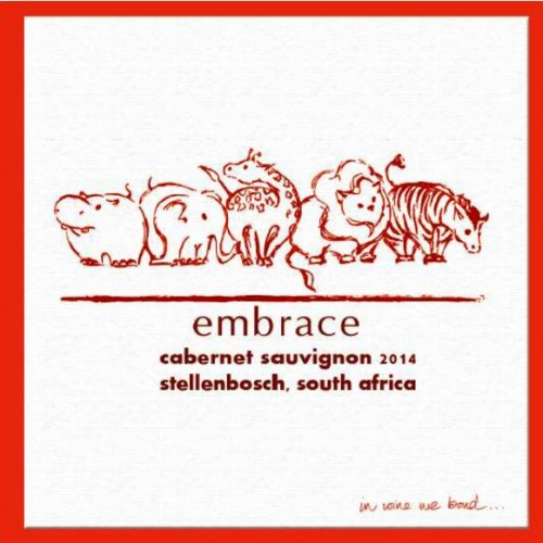 embrace Cabernet Sauvignon 2014 - coupon only