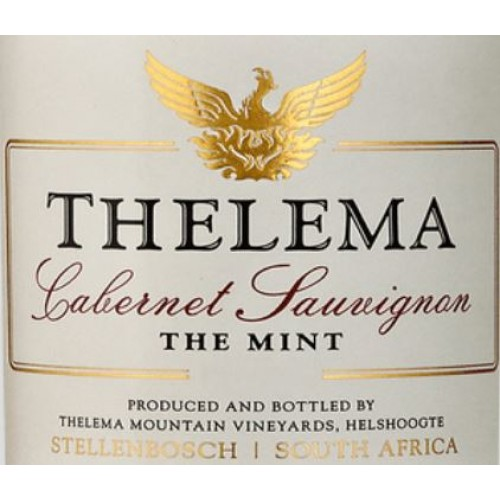 Thelema The Mint Cabernet Sauvignon 2014